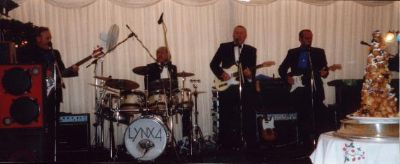 Wedding In Suffolk Lynx 4 Wedding Band In Woodford Note The Mountain Of Profiteroles Enjoyed